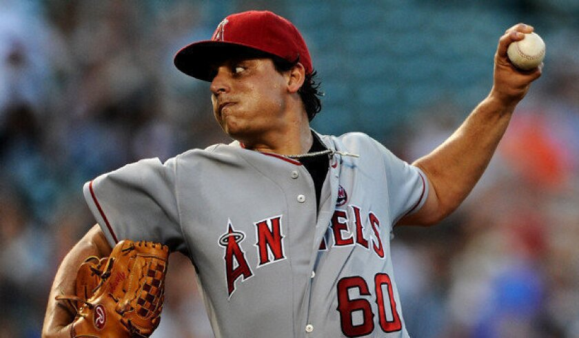 Angels pitcher Jason Vargas is expected to be back in the starting rotation next week.