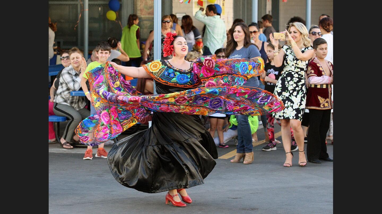 Photo Gallery: Balboa Elementary School International Day Festival