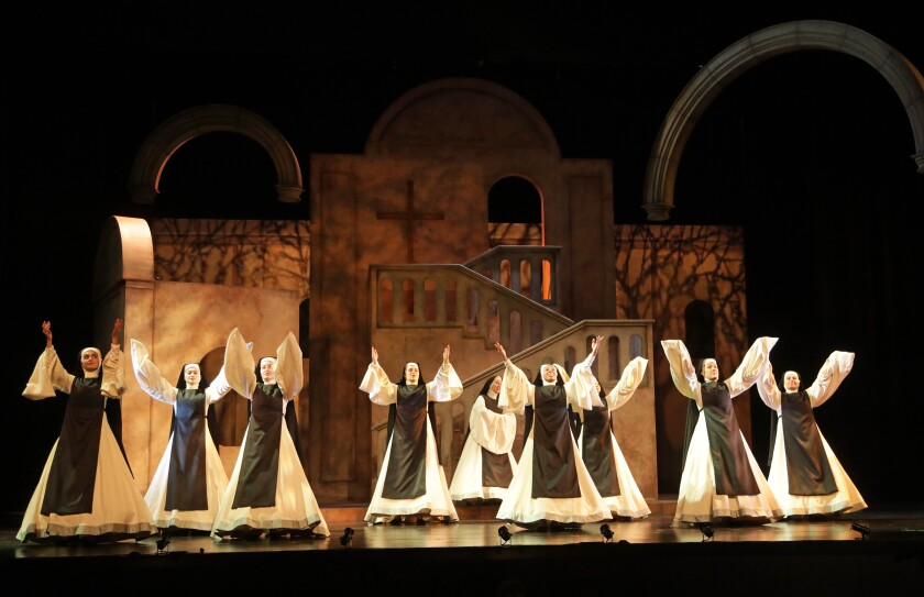 """Opera UCLA's female-driven production of """"Juana,"""" based on a novel by Alicia Gaspar de Alba, with music by Carla Lucero."""