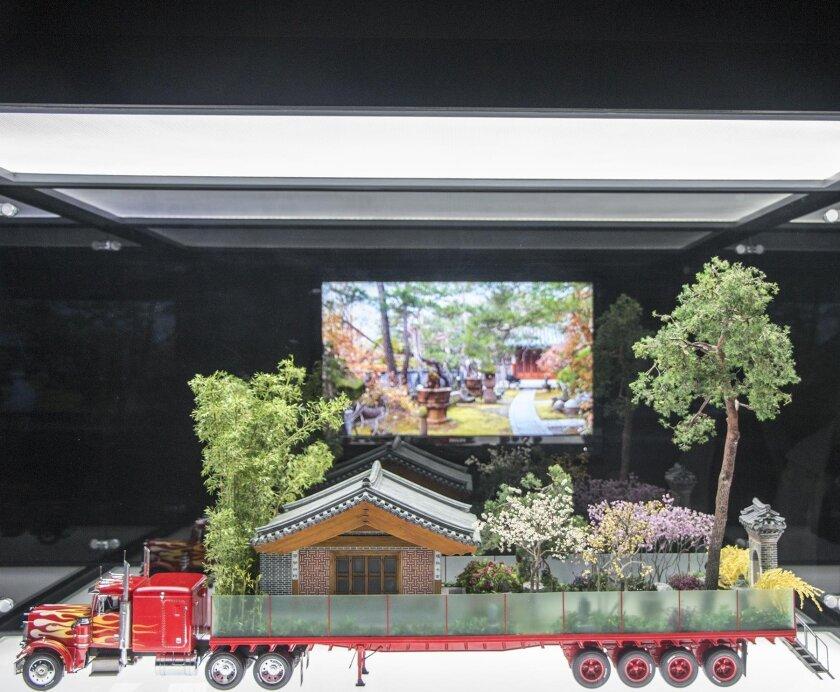 'Secret Garden,' with video