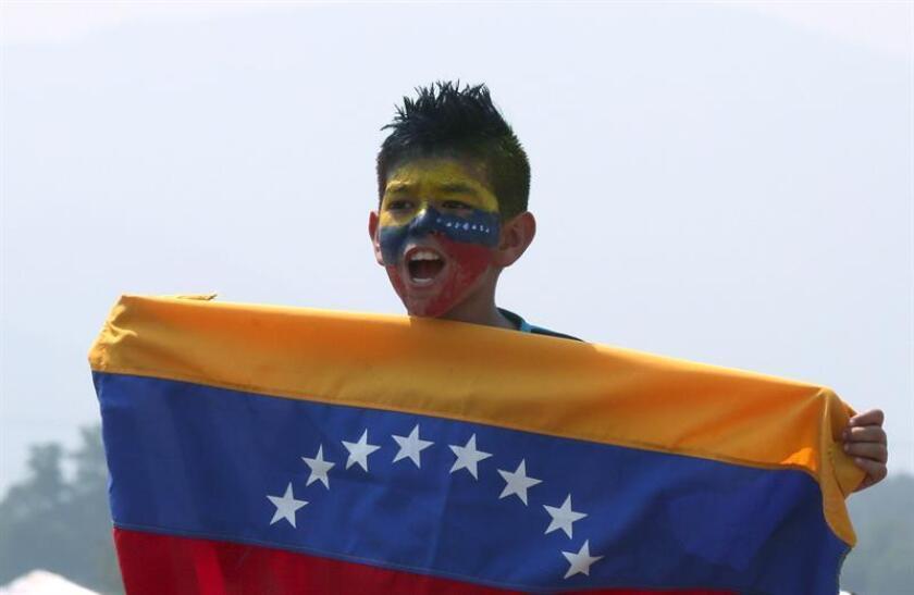 """La Secretaría General de la Organización de Estados Americanos (OEA) cree que la """"transición"""" en Venezuela no será """"inmediata"""" y quizás tampoco """"espectacular"""", pero llegará mediante el incremento de la presión de la comunidad internacional. EFE/Archivo"""