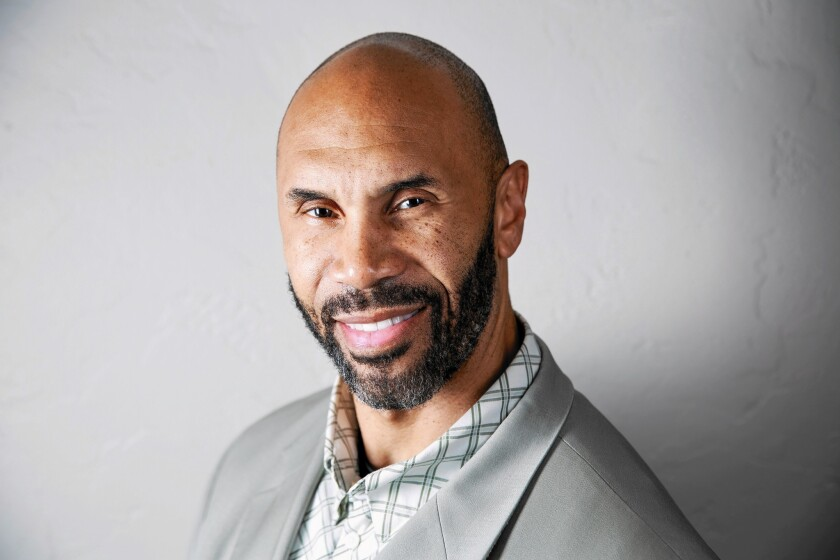 Darnell Hunt, dean of social sciences and professor of sociology and African American studies at UCLA.