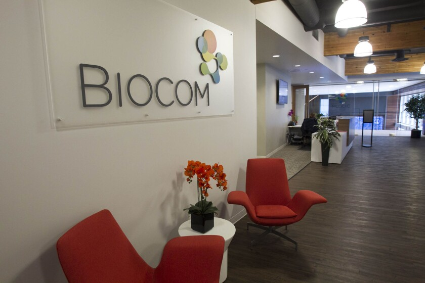 Biocom California.