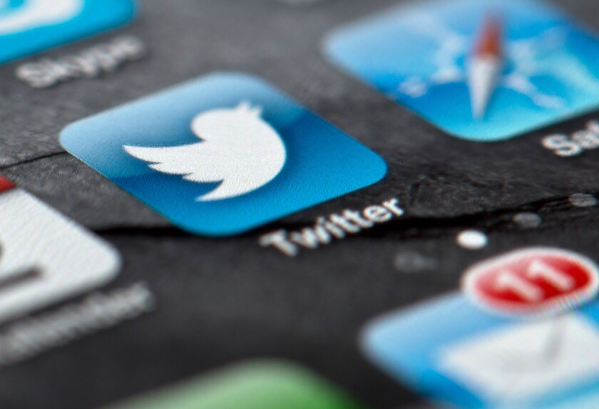 Twitter added 7 million daily active users in the fourth quarter of 2019.