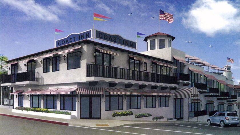 The Laguna Beach Planning Commission