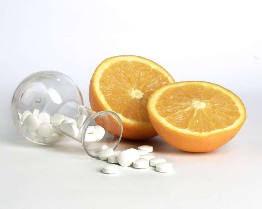Vitamin C supplements, according to new research, may offer vascular benefits equal to moderate exercise for the overweight and obese.