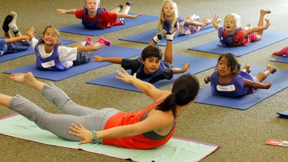 Legal Fight Against Yoga In Encinitas Schools Is Finished Los Angeles Times