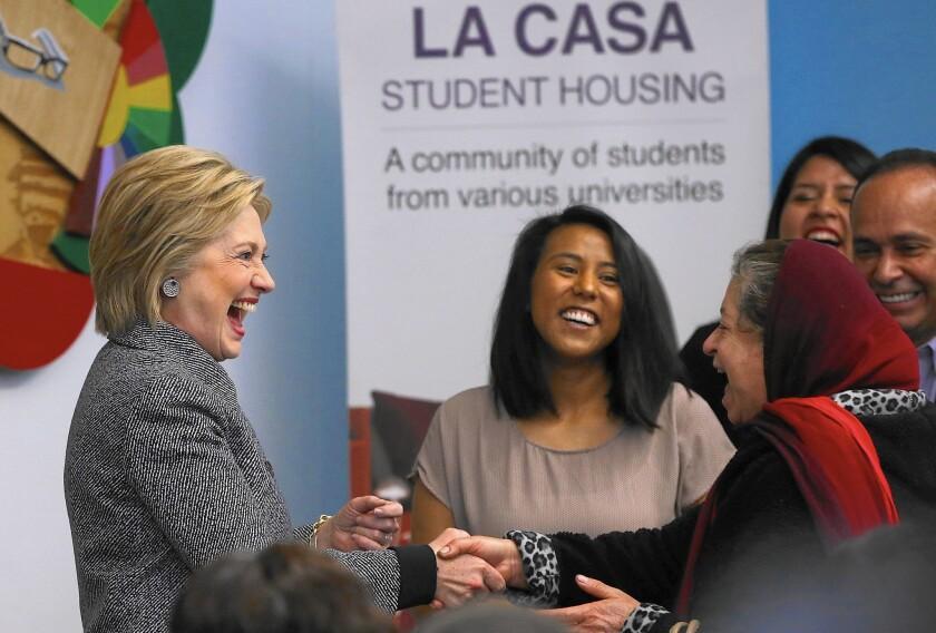 Hillary Clinton in Illinois