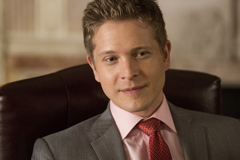 Matt Czuchry on 'The Good Wife's' epic episode