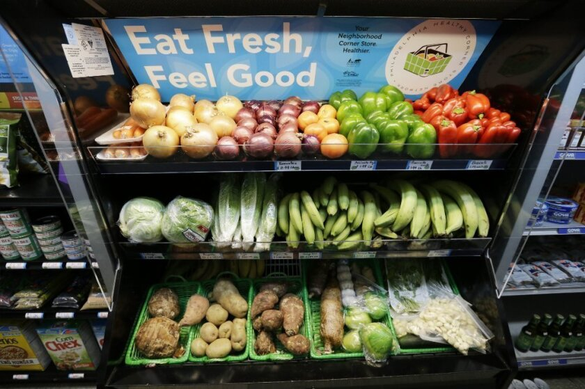 Siting markets in 'food deserts' no quick cure for obesity, study says