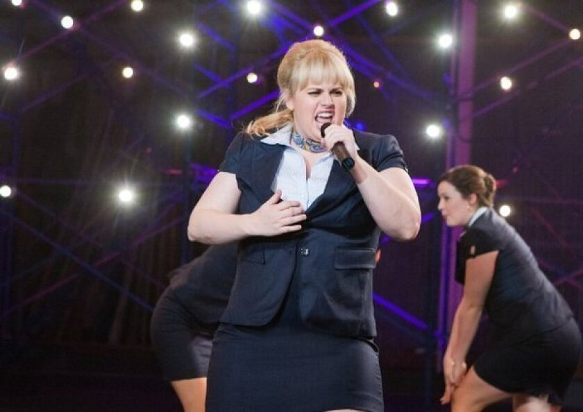 """Rebel Wilson stars in the a cappella comedy """"Pitch Perfect,"""" which did strong business in limited release at the box office this weekend."""