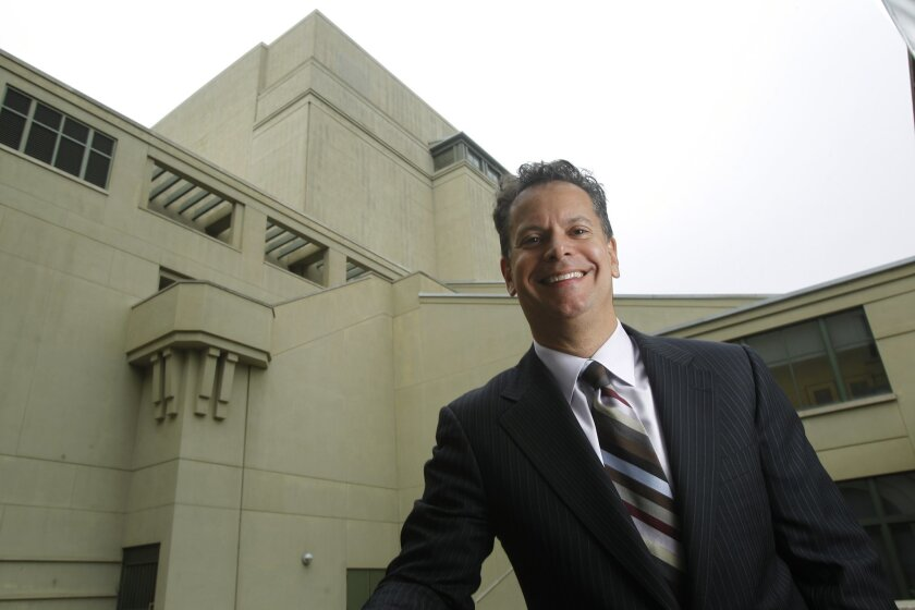 Jon Teeuwissen, CEO of the California Center for the Arts, Escondido, has taken the lead in turning around other art organizations. With him serving as interim CEO, the center recently ended its fiscal year without a deficit.