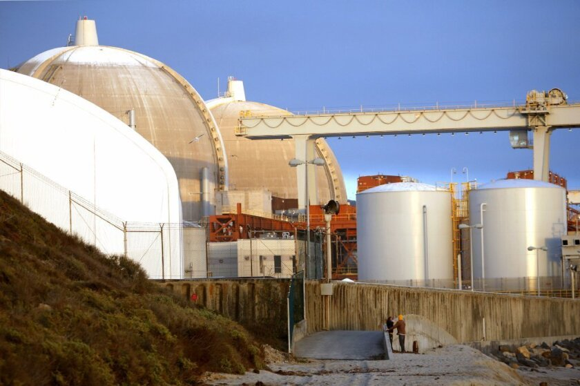 Southern California Edison Co. is the majority owner of the now-closed San Onofre nuclear power plant near San Clemente.