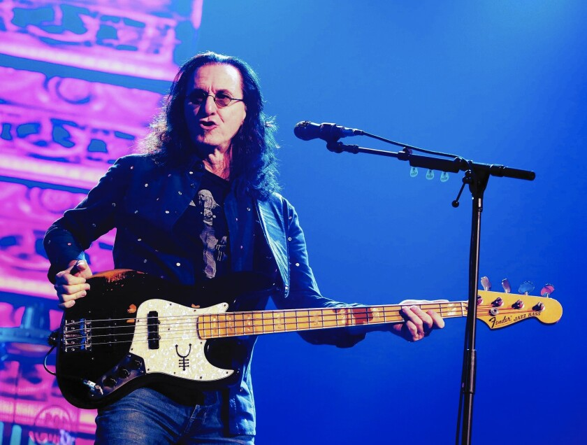 Geddy Lee of Rush on how he stays fit