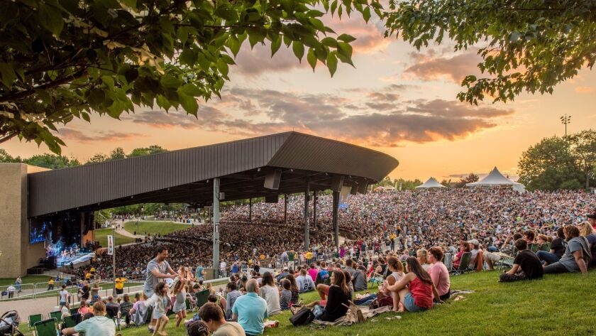 Journey, Dave Mason and The Doobie Brothers perform at Bethel Woods Center for the Arts.