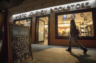 Mystic Journey Bookstore