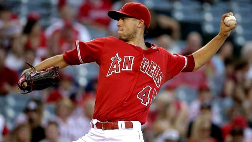 Angels left-hander Tyler Skaggs is set to resume pitching next week.