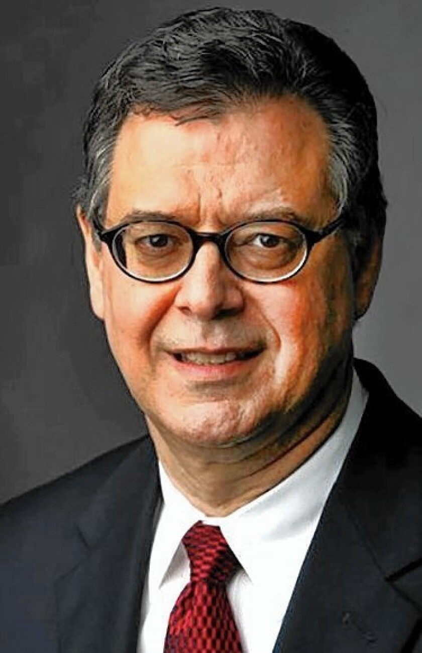 Larry Ingrassia will help craft the Los Angeles Times' print and online strategy.