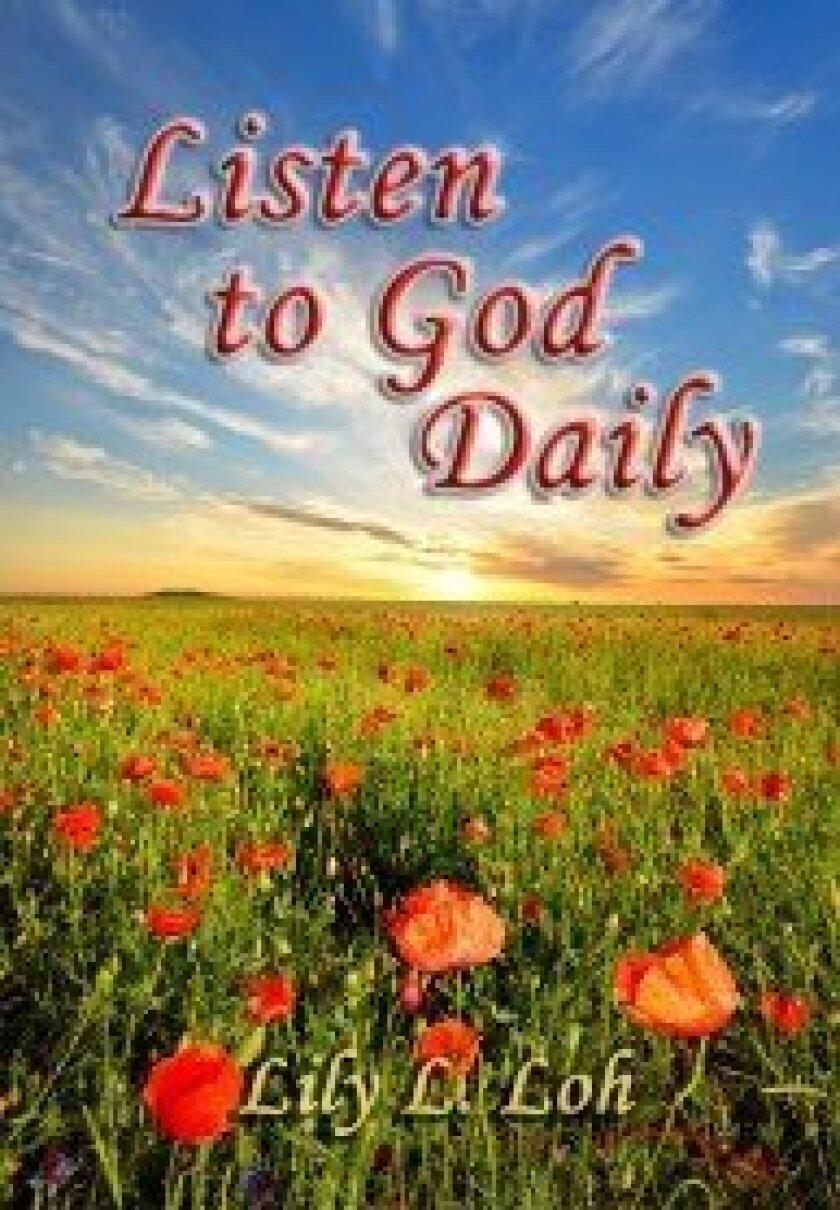 """Listen to God Daily"" / Courtesy photo"