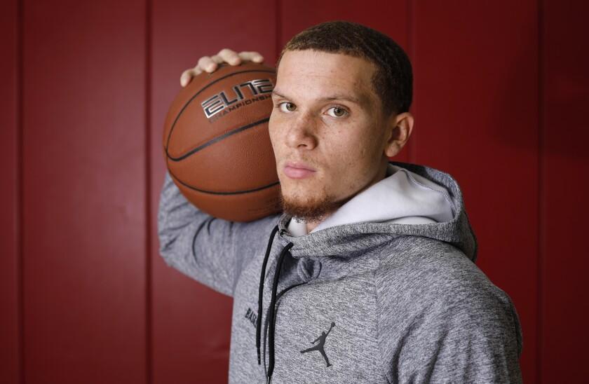 San Diego State basketball guard Malachi Flynn is headed to the Toronto Raptors.