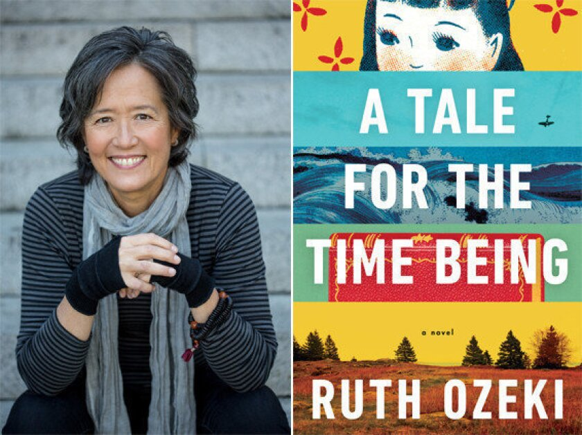 Ruth Ozeki's 'A Tale for the Time Being' is a diary, a puzzle, a novel