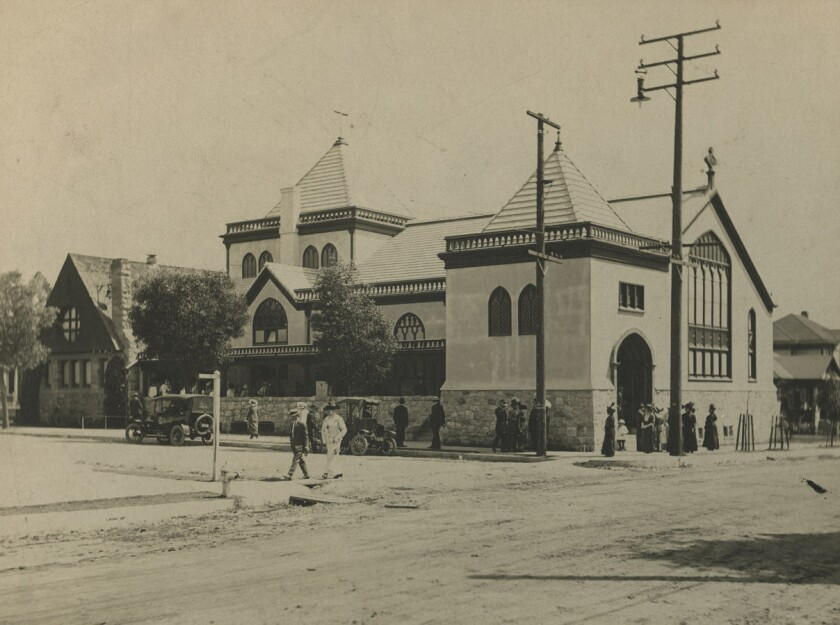Church of the Epiphany in Lincoln Heights