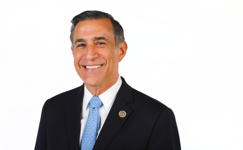 Darrell Issa, Republican candidate in the 50th Congressional District.