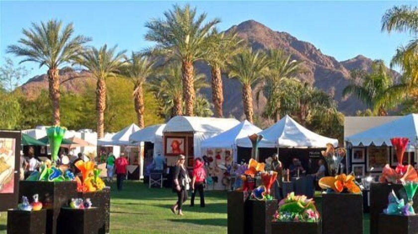 La Quinta Arts Festival is presented by La Quinta Arts Foundation in partnership with premier sponsor, The City of La Quinta.