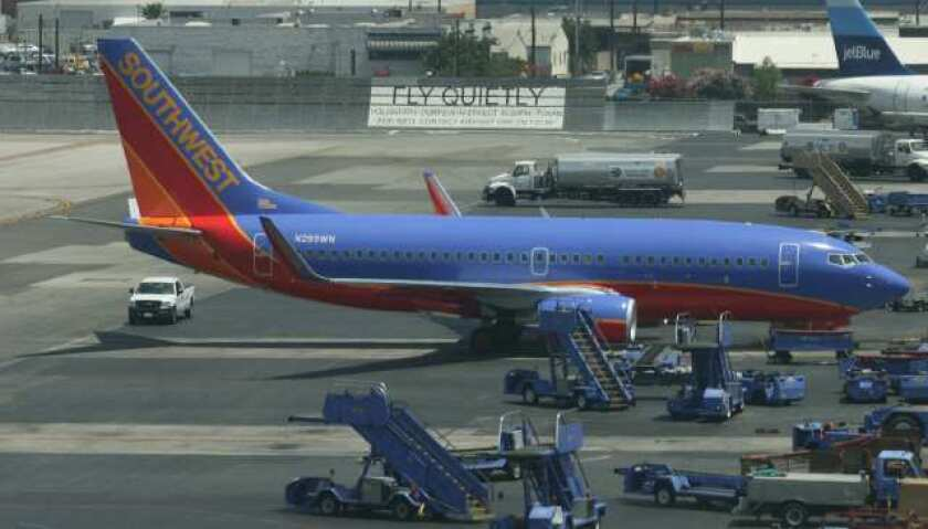 Bob Hope Airport continues to feel sting of American departure