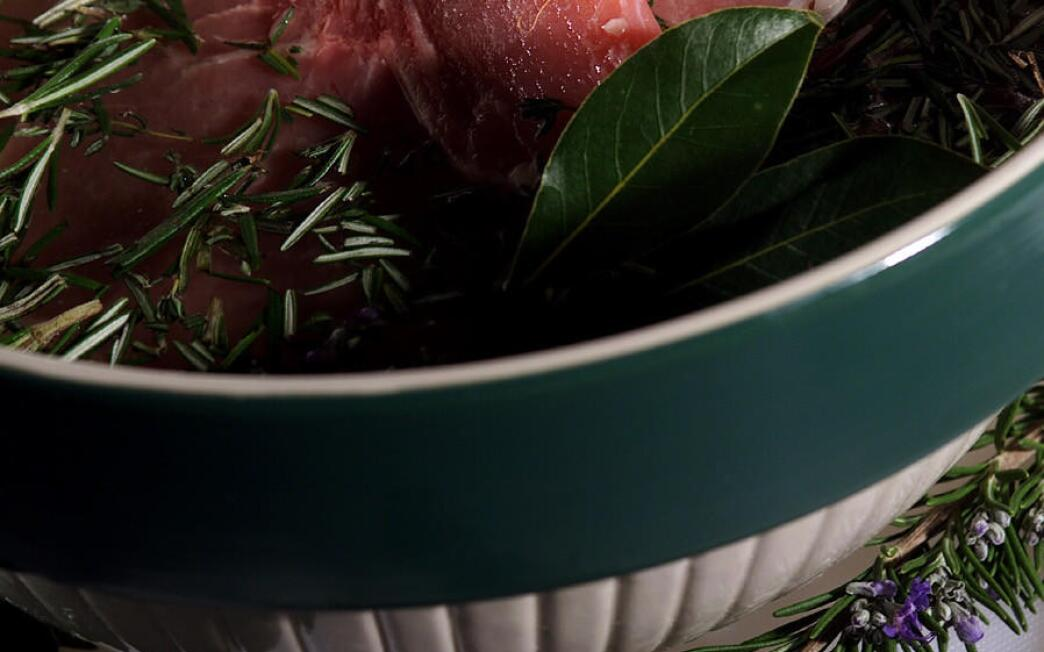Judy Rodgers' Brined Pork Chops