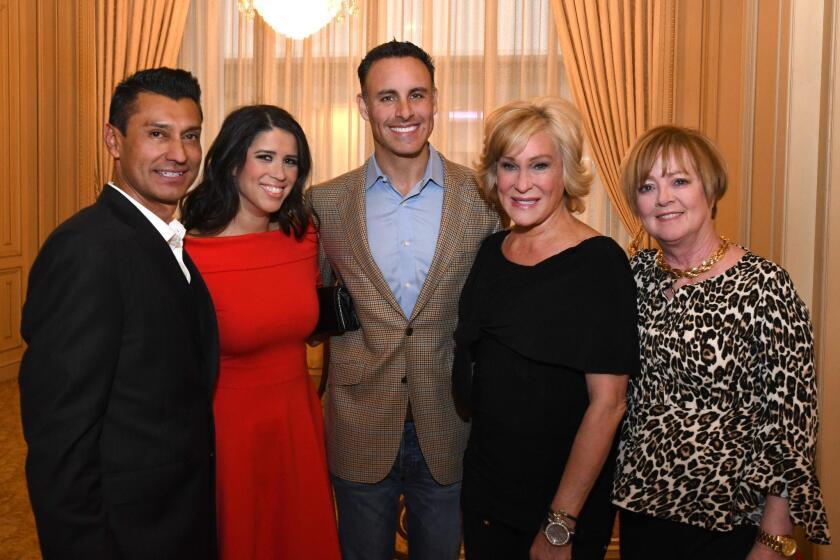 Richard Duarte, Jasmine Corona, Fernando Alcocer, Sherry Ahern, Bridget Thompson