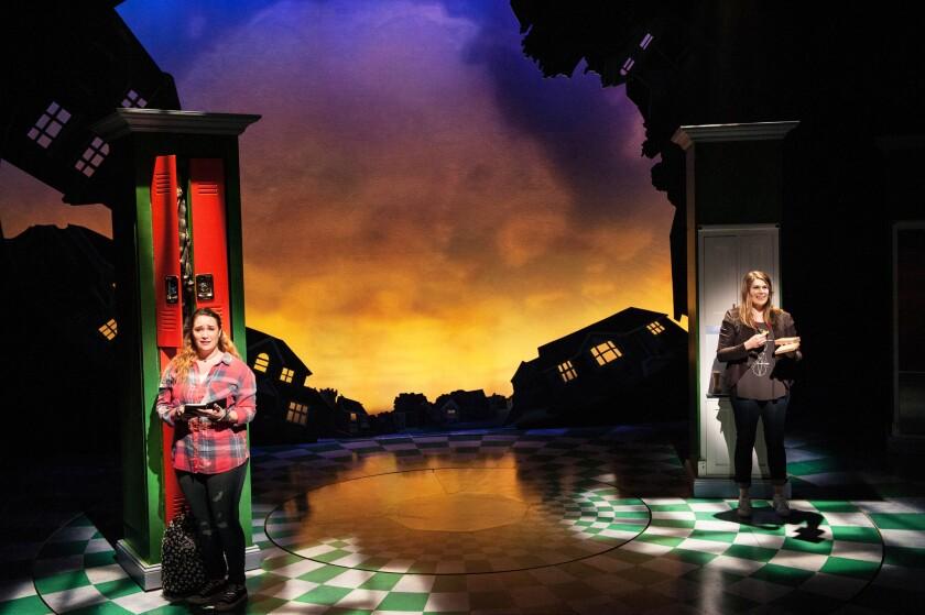 'Freaky Friday' opens Jan. 31 at La Jolla Playhouse.