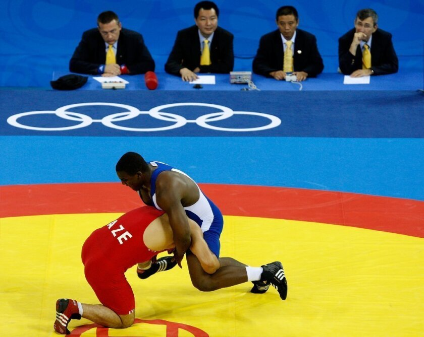 The International Olympic Committee has dropped wrestling, beginning with the 2020 Olympics.
