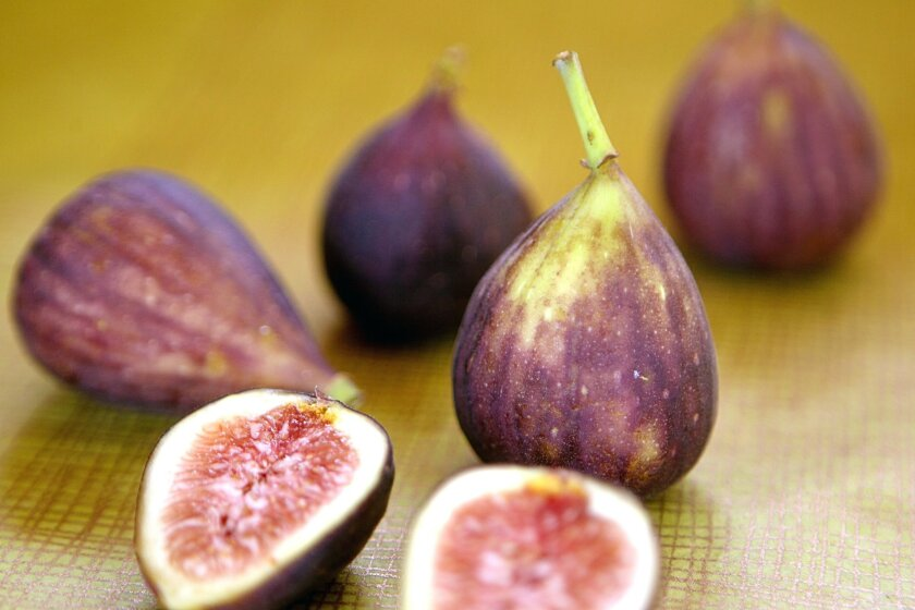 Mother Nature's most sensuous fruit, the fig, is in season during the summer's hottest months.