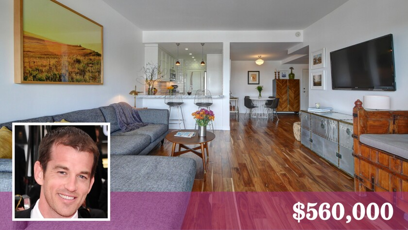 Liam Dunaway O'Neill has landed a condominium in West Hollywood for $560,000.