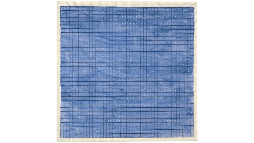 Summer, 1965 by Agnes Martin