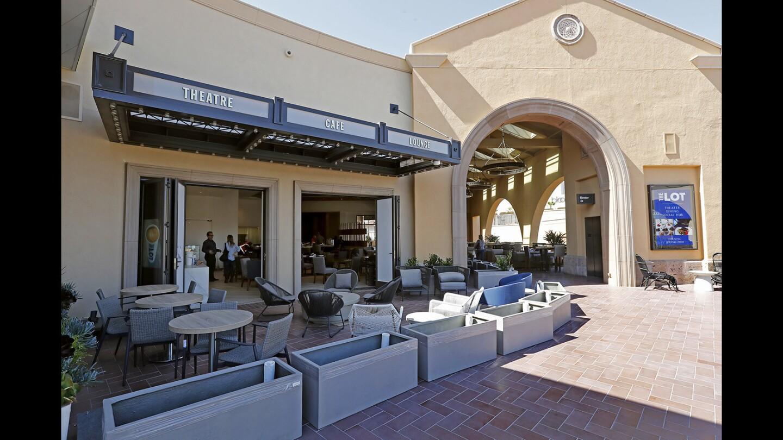 Photo Gallery: The Lot, a luxury cinema, at Fashion Island