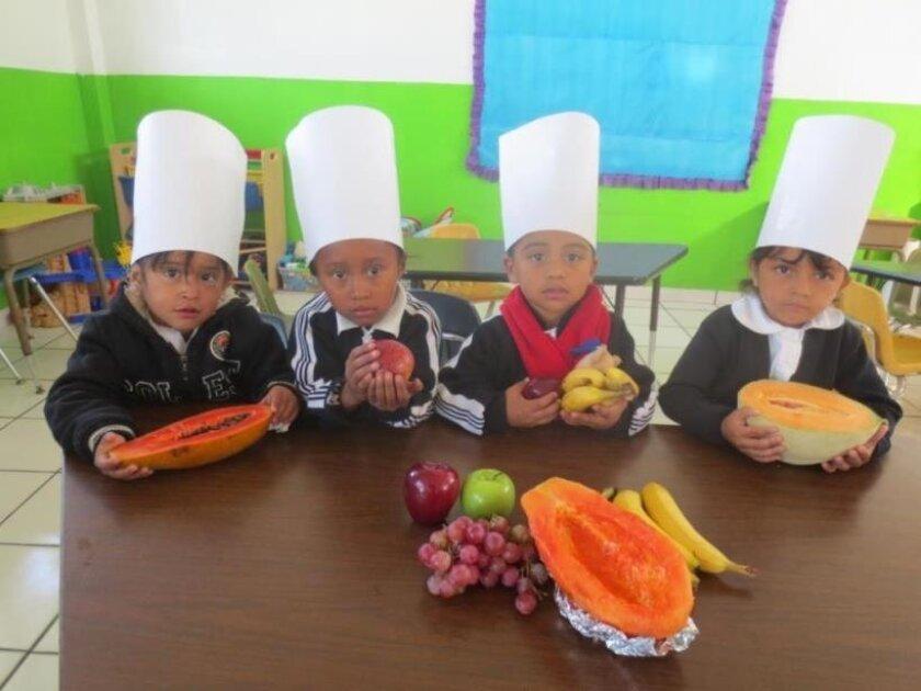Children from Responsibility's Healthy Start program.