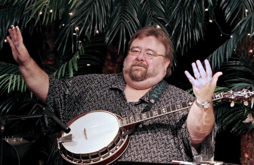 Multi-instrumental wizard Dennis Caplinger
