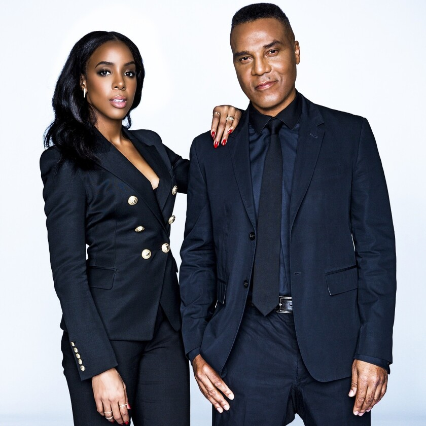 """Kelly Rowland and choreographer-creative director Frank Gatson Jr. built and nurtured a girl group on the BET docuseries """"Chasing Destiny."""""""