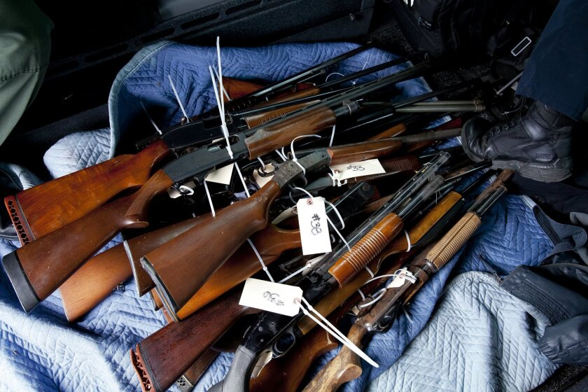 A new requires the state to keep on permanent file background information on people who purchase rifles and other long guns.