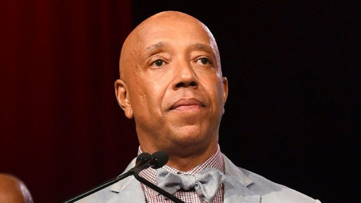 Russell Simmons confronts Oprah Winfrey over documentary featuring one of his accusers