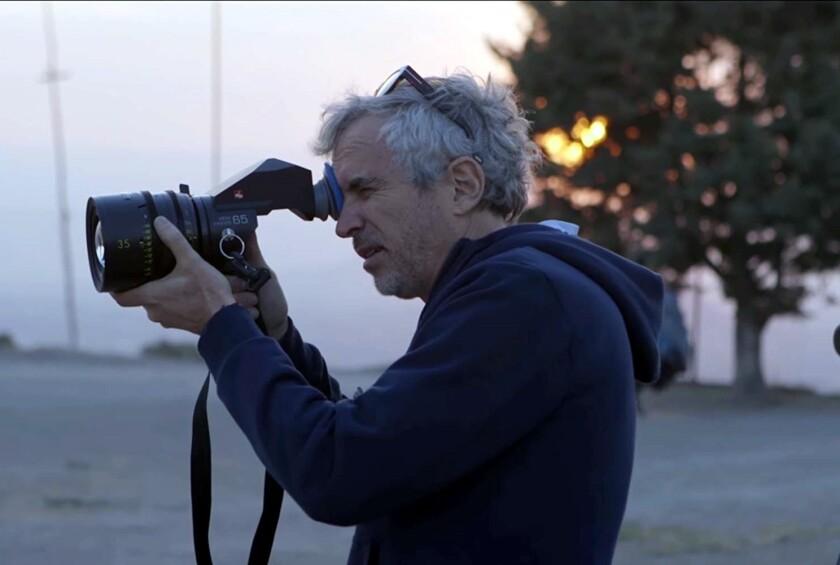 """Alfonso ACuarón ha definido """"Roma"""" como su película más personal."""