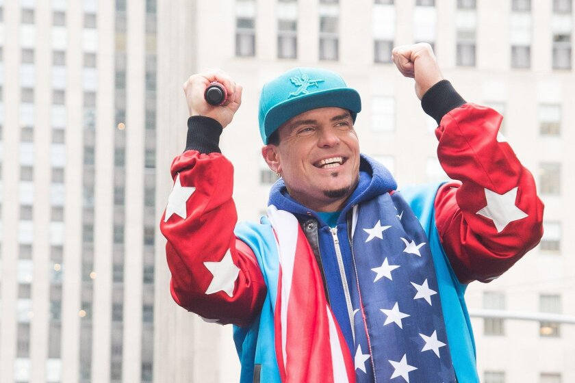 """Vanilla Ice headlines radio station 92.5's Summer Jam, with at least five of the acts performing in this year's 61-city """"I Love the '90s"""" tour."""