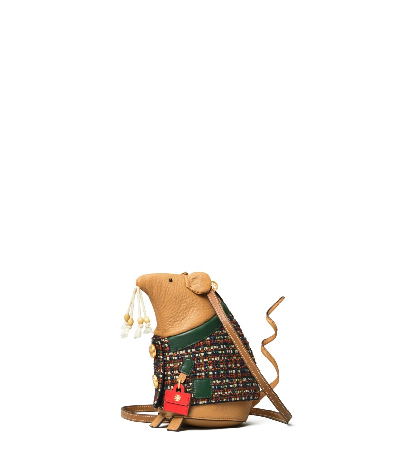 Tory Burch's Rita the Rat Bag.