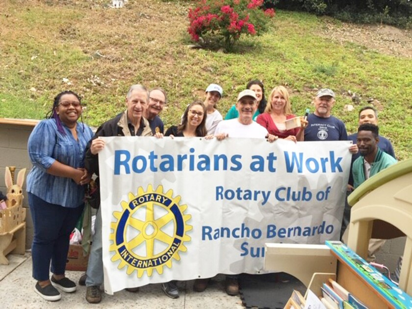 Rotarians at Work 2019 4