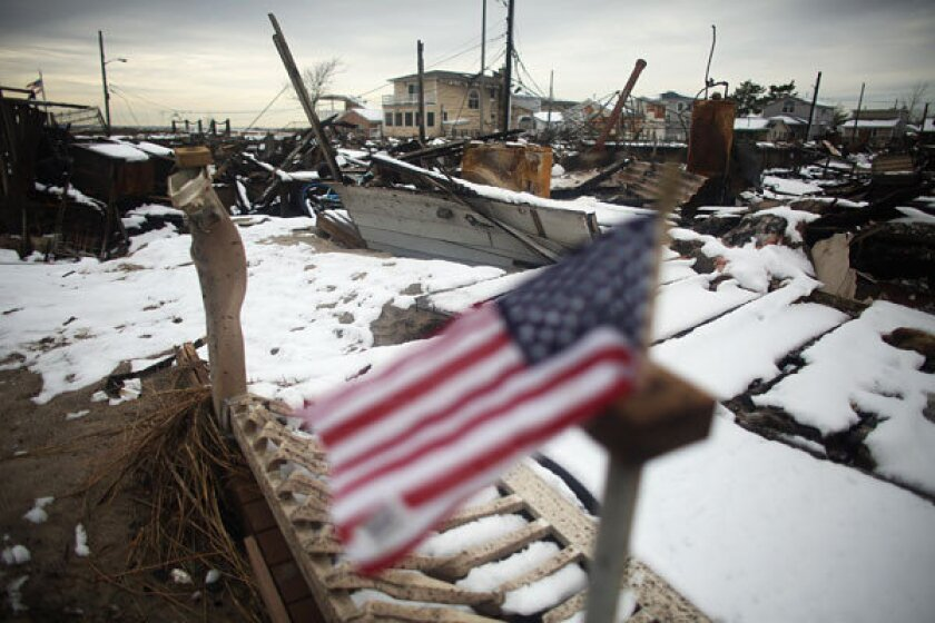 Superstorm Sandy claims 43rd life in New York City