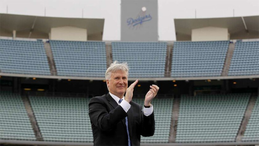 Mark Walter, the Dodgers' controlling owner, has been involved in the discussions with MLB.