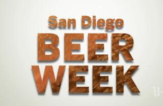 San Diego Beer Week 2016