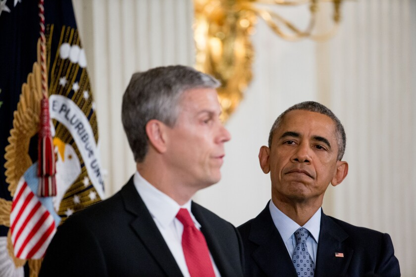 What a Los Angeles schoolteacher told President Obama